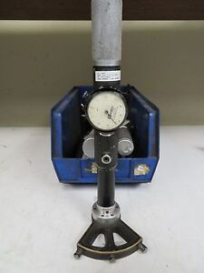 Standard Dial Bore Gage No 6 6 12 12 0001 Tested Db63