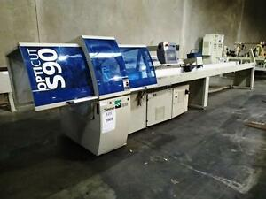 2007 Dimter Optimizing Saw Opticut S90 woodworking Machinery