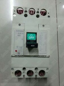 1pc Used Mitsubishi Air Switch Nf 400 sw