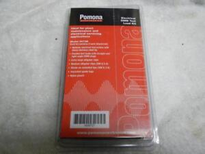 Pomona Electrical 5673b Dmm Test Lead Kit