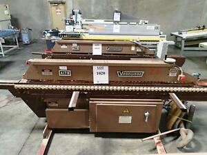 Voorwood A 178 Shape And Sand woodworking Machinery