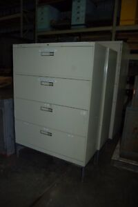 Filing Cabinet Lateral 4 Drawer