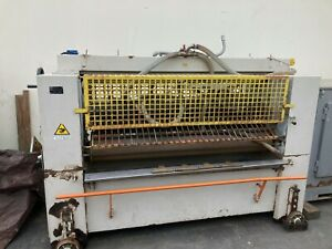 Osama S4r 1600 Automatic 4 Roller Gluer woodworking Machinery