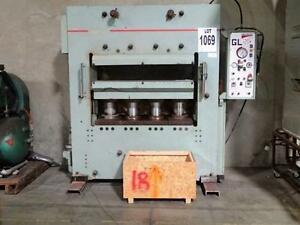 Italpresse Gl120 p Embossing Press woodworking Machinery