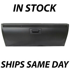New Primered Steel Tailgate Assembly For 2007 2014 Chevy Silverado Gmc Sierra
