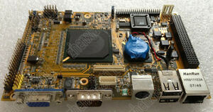 1pc Used Evoc Ec3 1643 Ver a1 Embedded Computer Motherboard