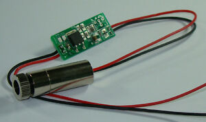 780nm 250mw Oem Infrared Laser Diode Module With Mini Driver