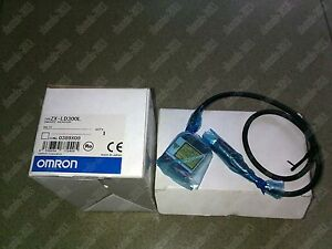 1pc New Omron Laser Displacement Sensor Zx ld300l