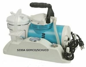 New Portable High Suction Vacuum Unit Pump Self Contained