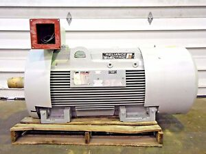 Rx 4025 Reliance Electric 300hp Motor 1192 Rpm 3 Ph 4000 V 23cg5010y