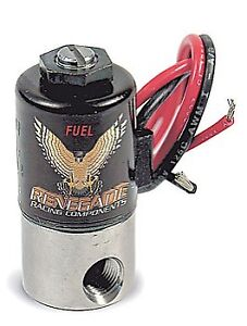 Renegade Nitrous Oxide System Solenoid 140013 Fuel 200 Hp