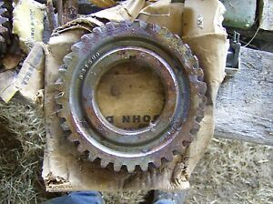 R33500 John Deere Countershaft Gear 6th And 8th 3020 New Old Stock