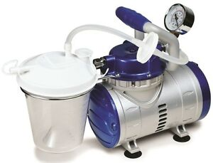 John Bunn Medical Heavy Duty Home Suction Pump Vacuum Machine Jb0112 016 new