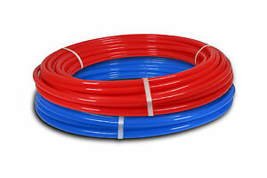 2 Rolls 1 2 X 50ft Pex Tubing For Potable Water Combo