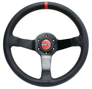 Sparco Steering Wheel Street Champion 330mm 60mm 015tchmp Free Shipping
