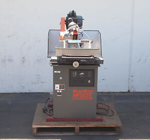 Wood Mizer Mf2225 Profile Grinder sharpener Rebuilt woodworking Machinery