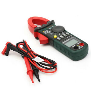Mastech Ms2008a Forcipated Multimeter Automatic Range 600a Mini Clamp Type Table