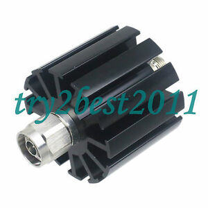 Attenuator N Plug To Jack Pin 30w 30 Watts 3db Dc 3 0ghz 50ohm Coaxial Power