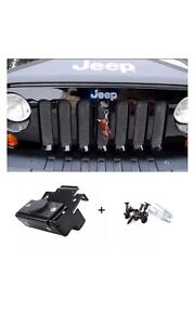 Hood Lock Anti theft Assembly Alarm System For Jeep Wrangler 07 16 82213051 ab