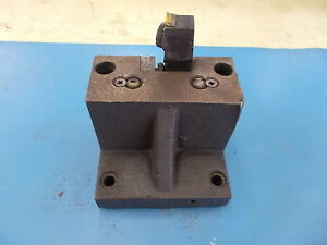 Cnc Lathe Tool Holder Block Block With Sandvik Tool Holder Dwlnr 164d