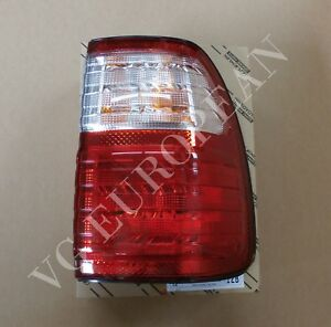 Lexus Genuine Lx470 Passengers Side Rear Right Outer Tail Lamp Lens 1998 2005