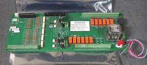 York Chiller Input Output Control Circuit Board Model 031 01743 001 Rev D