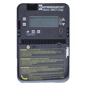 Intermatic Et2815c Electronic Timer astro 7 365 Days 20a G6137148
