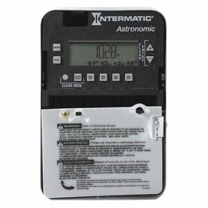 Electronic Timer astro 7 365 Days 30a Intermatic Et2845c
