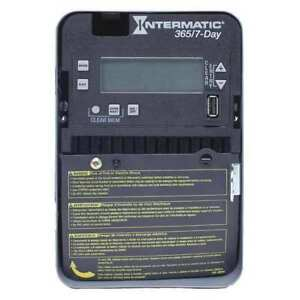 Intermatic Et2705c Electronic Timer 7 365 Days 30a G6137297