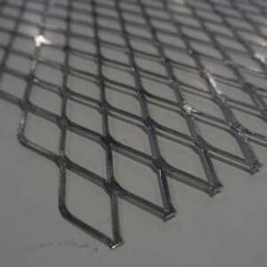 Expanded Sheet flat 316ss 8x4 Ft 3 4 13 Direct Metals 45f07513 48x96