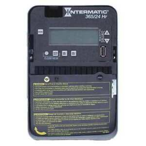 Intermatic Et2125c Electronic Timer 24 Hr 365 Days 30a G6137358