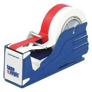 Multi Roll Table Top Dispenser 2 blue Tape Logic Sl7326