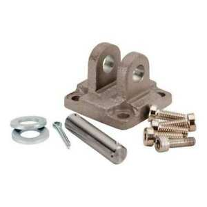 Double Clevis For 80mm Smc Mb d08