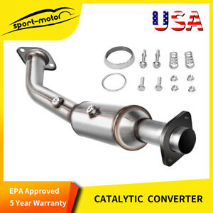 Catalytic Converter For. Catalytic Converter For 2001 2002 2003 Honda Civic  ...