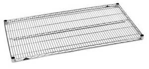 Wire Shelf 24x36 In stainless Steel Metro 2436ns
