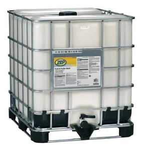 Zep Professional R08089 Truck And Trailer Wash 275 Gal Tote