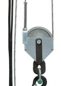Pulley Block wire Rope 1000 Lb Tractel 18607