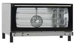 10 X 27 1 4 X 18 3 4 Full Size Convection Oven 220v Stainless Steel