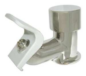 Stainless Steel And Anti microbial Plastic Polymer Drinking Fountain Head