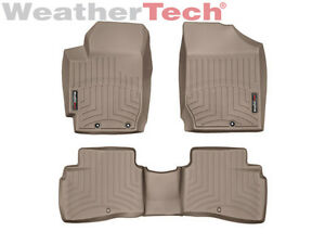 Weathertech Floorliner For Kia Forte Koup 2010 2013 Tan
