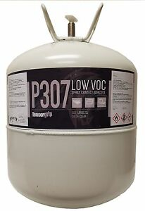 Tensorgrip P307 Low Voc Canister Spray Adhesive 22 Liters