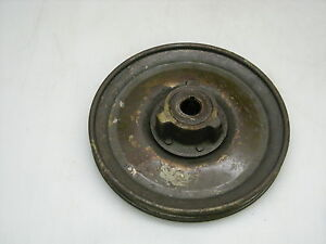Part For Model 8m Wells Wellsaw Horizontal Band Saw Motor Pulley Single Spee