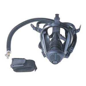 Sas Safety 9814 06 Supplied Air Full Face Respirator L