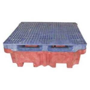 Drum Spill Containment Pallet 51 L Ultratech 803
