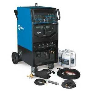 Miller Electric 951117 Tig Welder syncrowave 250dx 200 460vac G9906093
