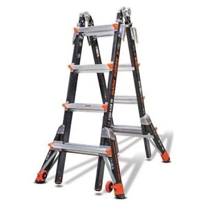 Little Giant 15147 859 Combination Ladder iaa 15 Ft Ext height