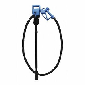 Action Pump 3pwr elec Electric Barrel tote pump