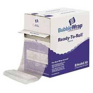 Bubble Wrap Cushion Roll 1 2 Thickness Sealed Air 1000022501