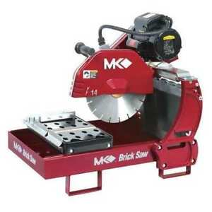 Brick Saw 14 1 1 2 Hp Mk Diamond Products 161195