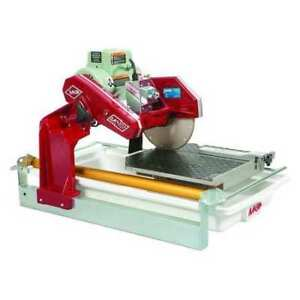 Mk Diamond Products 155747 Pro Tile Saw w stand 10 1 1 2 Hp